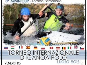 TORNEO INTERNAZIONALE DI CANOA POLO LUGLIO 2015